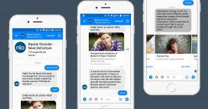 NewLifeOutlook Facebook Messenger Bot